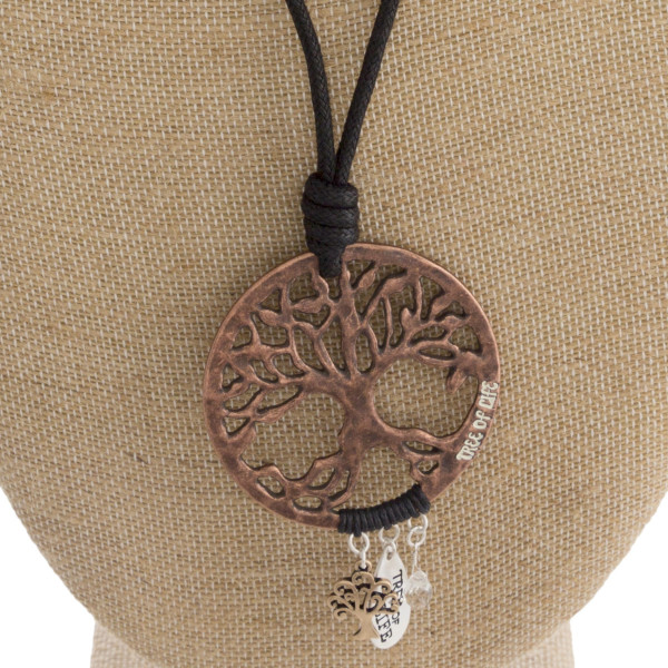 """Long necklace with large pendants. Approximate 30"""" in length with 2"""" pendant."""