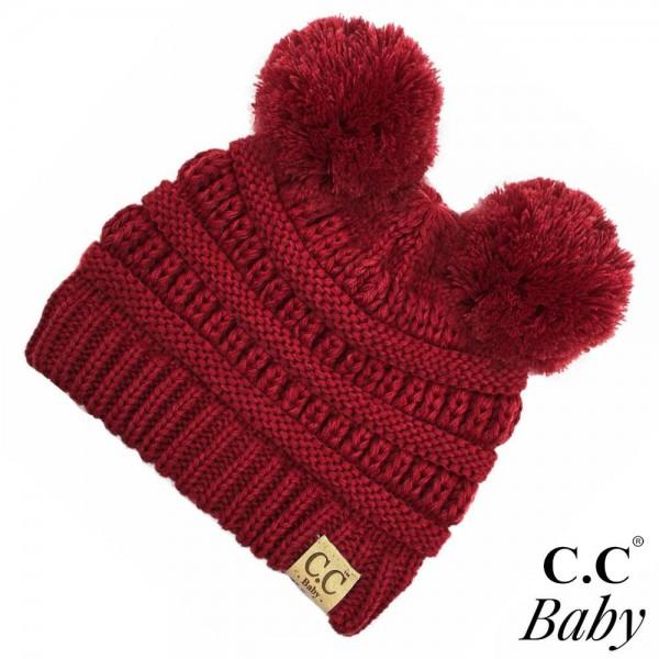 Wholesale C C Baby Beanies | Judson & Company | USA