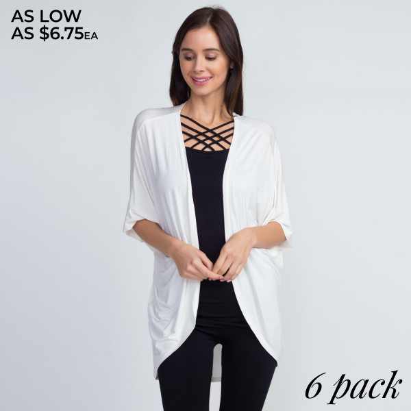 Wholesale chic cardigan layer make any outfit instantly put together o Short Sl