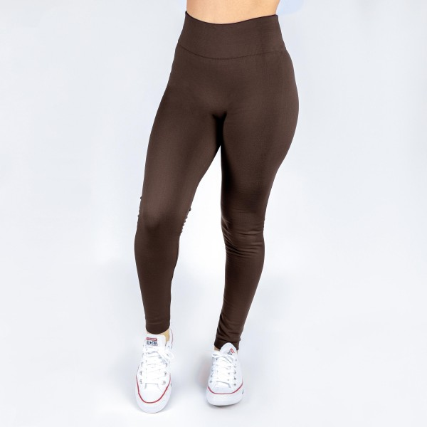 Wholesale kathy Mix brown summer weight leggings seamless chic must have every
