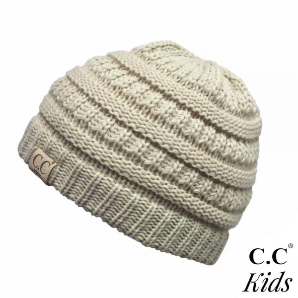 Wholesale yJ KIDS original C C beanie kids acrylic diameter Approximate fit todd