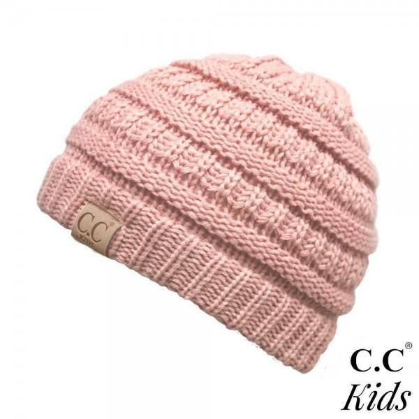 Wholesale original C C beanie kids acrylic diameter Approximate fit toddler yea