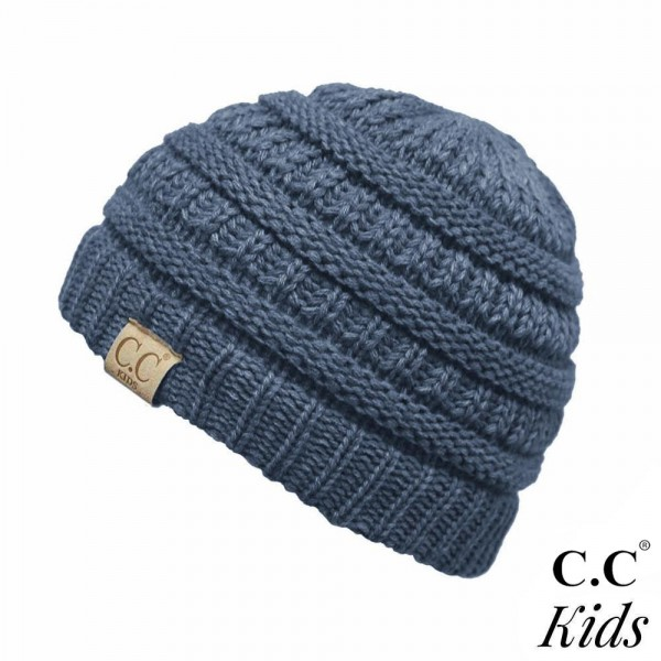 657c0b05edb YJ-847-KIDS  The original C.C beanie style for kids.