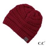 Wholesale original C C beanie red acrylic diameter